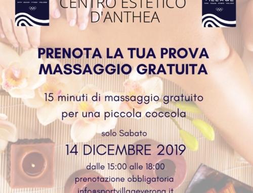 Promo Massaggi