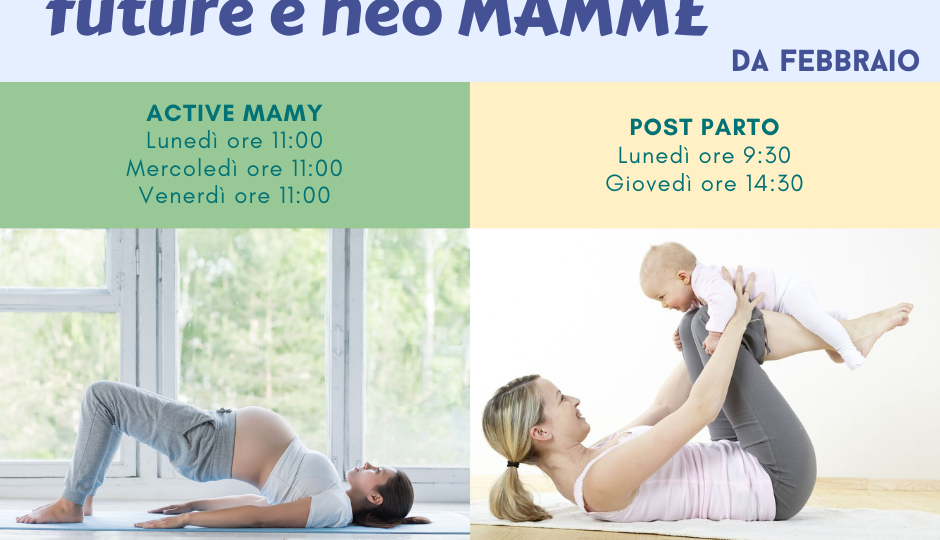 active mamy